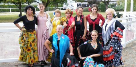 événements pro journée élégance flamenco