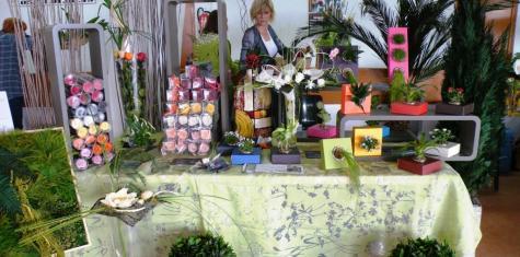 événements pro journée élégance fleurs